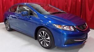 2015 Honda Civic EX...MOST POPULAR SELLING DYNO BLUE PEARL PAINT