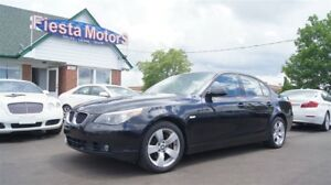 2006 BMW 525 SERIES 525XI * AWD * 6 SPEED * NAVIGATION