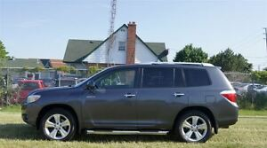 2009 Toyota Highlander Limited Leather Sunroof DVD 4X4