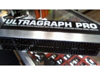 ULTRAGRAPH PRO, ULTRA-MUSICAL, 31 BAND GRAPHIC EQUALIZER, MODEL FBQ3102, FULL 6 MONTHS WARRANTY