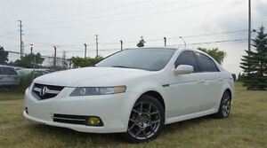 2007 Acura TL TYPE-S TYPE S * NAVIGATION * LEATHER * SUNROOF