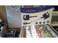 VALET PRO VACUUM CLEANER BOXED COMES WITH 6 MONTHS WARRANTY