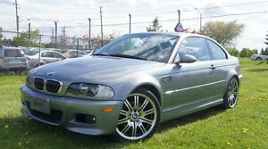 2003 BMW M3 SMG SPORT COUPE LEATHER SUNROOF