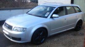 Audi a4 b6 1.9tdi quattro