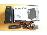 HYUNDAI Media Recorder And Player HDR-350Q + 320GB HDD, Boxed