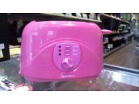 SIGNATURE PINK TOASTER