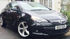 Vauxhall Astra GTC 2.0