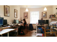6 Person Office Space to Rent in Barbican / Farringdon EC1