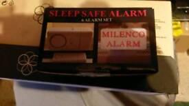 Milenco safe alarms