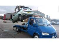 ££ WANTED SCRAP CARS/VANS TOP PRICES PAID ££