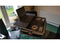 TIP Flight Ready Case for Pioneer DDJ-SX (INC LAPTOP STAND)