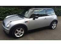 AUTOMATIC MINI COOPER PANORAMIC ELECTRIC SUNROOF LEATHER TRIM AIR CONDITIONING AUTO COOPER ONE S