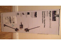 Dyson V6 ANIMAL EXTRA BRAND NEW SEALED UNREGISTERED + Poof of purchase supplied * 2 Year Guarantee