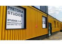Office Space, Artist Studios, Creative Space, Workshops , workspace.
