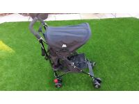Maclaren Volo Stroller In Black - Only Used Once