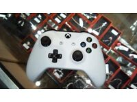 XBOX ONE WHITE WIRLESS CONTROLLER