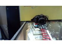SONY A200 DIGITAL SLR CAMERA WITH 6 MONTH WARRANTY
