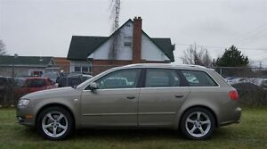 2007 Audi A4 Wagon Automatic Avant  Quattro 2 Set of Rims And T