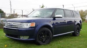 2011 Ford Flex LIMITED 7 PASSENGER * LEATHER * SUNROOF * 2WD