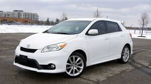 2012 Toyota Matrix XRS SUNROOF