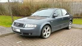 Audi A4 (B6) 2.0L Petrol