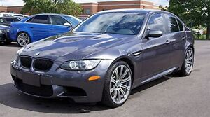 2008 BMW M3 4 DOOR * 6 SPEED MANUAL * NAVIGATION