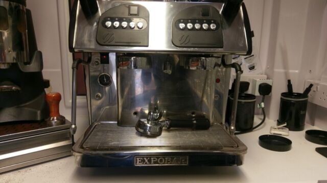 Expobar Coffee Machine Coffee Grinder And Knock Box For Sale In Wallington London Gumtree