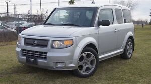 2007 Honda Element SC Manual