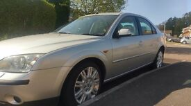 Ford Mondeo Ghia x 130 TDCI low miles 2 owners from new