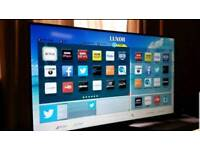 """Luxor 40"""" Smart Slimline Freeview HD, WiFi. Delivery"""