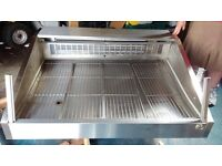 Commercial cold counter