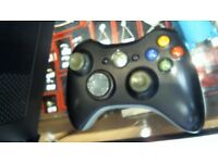 XBOX 360 CONTROLLER HAS 6 MONTHS WARRANTY