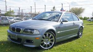 2003 BMW M3 SMG SPORT LEATHER SUNROOF