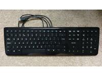 Bush KU-0833 USB Multimedia Keyboard