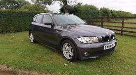BMW 120d SE 12 months mot