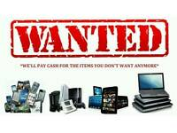 WANTED - Iphone 7 7 plus 6s 6s plus Samsung Galaxy s8 s8 plus s6 s7 edge Iphone 6 6 plus xbox one s