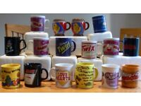 Ceramic Mugs Collection - Confectionery