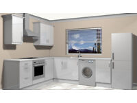 Quality Gloss Kitchens Multiple Colours Available (All In Stock)