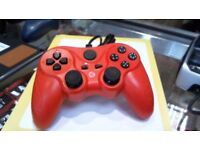 PS3 WIRED 3RD PARTY CONTROLLER, 6 MONTHS WARRANTY