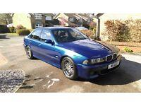BMW E39 M5 5L V8