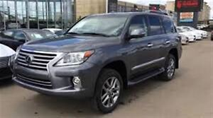 2015 Lexus LX 570 ** Executive ** Lexus Certified **