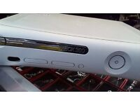 XBOX 360, 20GB HARD DRIVE, HAS CONTROLLER AND LEADS