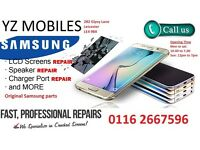 Samsung Experts Galaxy S6 S6 Edge S7 S7 Edge Lcd Screen Camera Lens Repair Service