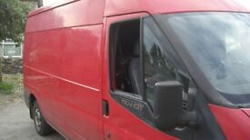 Ford Transit Van 2011 5 speed in good condition - MOT - Boarded out- Cheap price for a quick sale.