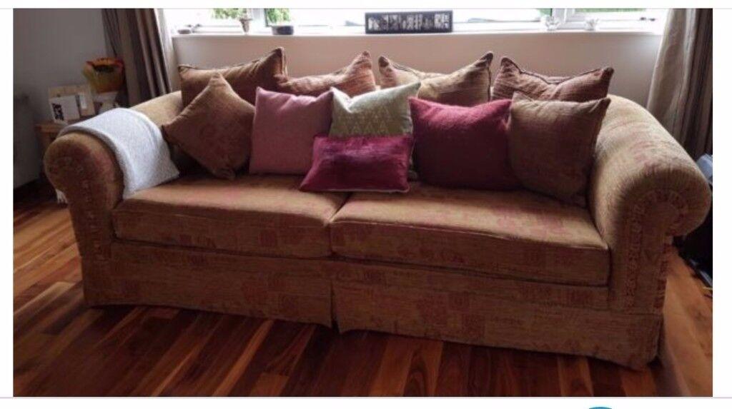 Vintage restuffed sofa -FREE