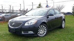 2011 Buick Regal Cx Turbo Leather Sunroof Navigation
