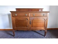 SIDEBOARD - ANTIQUE - ABERFOYLE NR STIRLING