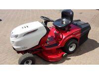 Lawnflite ride on mower 908GLH hydrostatic drive