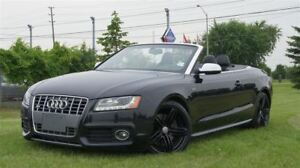 2011 Audi S5 Covertible Automatic