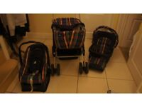 Mamas and Papas Primo Viaggio Travel system